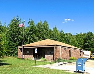Bryant, Alabama - Bryant post office