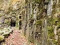 Buchberger Leite, Zugang zum Stollen.jpg