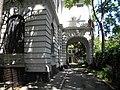 Bucuresti, Romania, Str. Batistei nr. 27-27A; Casa Boamba-Rahtivanu; B-II-m-B-21024 (detaliu 2).JPG