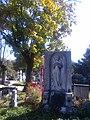 Bucuresti, Romania. Cimitirul Bellu Catolic. Inger in octombrie 2017.jpg