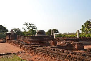 Nagarjunakonda - Ruins of the site
