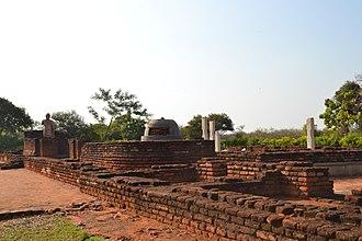 Nagarjunakonda - Ruins of the site