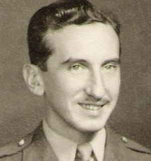 Buddy Feyne - Buddy Feyne in 1946