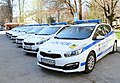 Kia Ceed patrol vehicles
