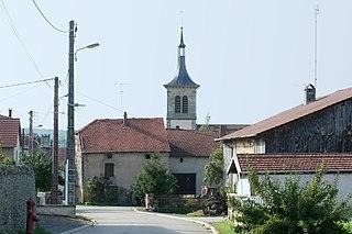 Bult Commune in Grand Est, France