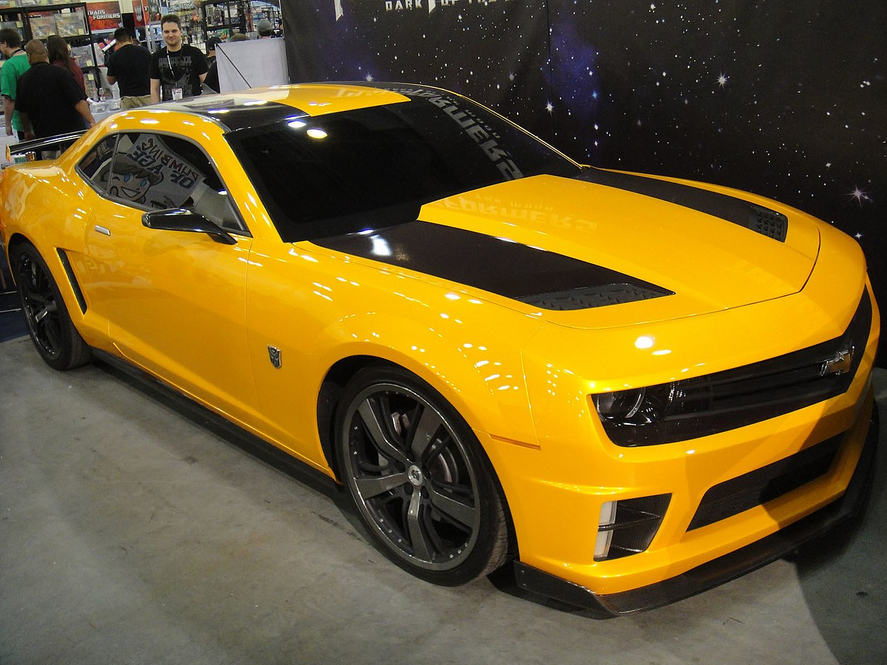 Bumblebee Movie For 2018 Camaro5 Chevy Camaro Forum