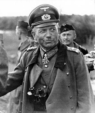 Blitzkrieg - Heinz Guderian