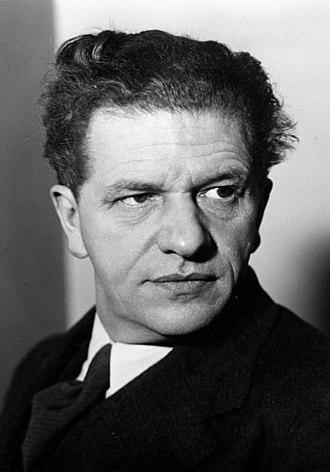 Hanns Johst - Johst in 1933