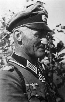 Werner Mummert German general