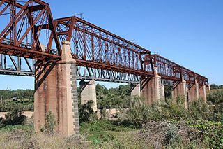 Burdekin River Rail Bridge