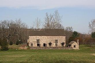 Solebury Township, Bucks County, Pennsylvania - Isaiah Paxson Farm