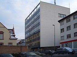 Burgstraße in Kaiserslautern
