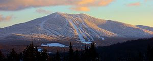 Burke Mountain (Vermont) - Image: Burke 3899w