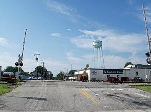Burkeville, Virginia - Central Burkeville