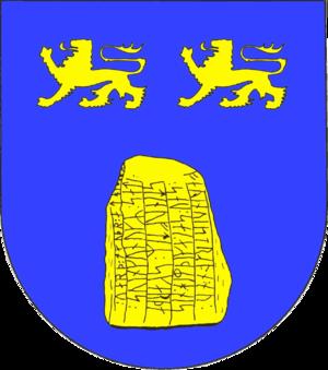 Busdorf - Image: Busdorf Wappen