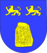 Coat of arms of Bustrup (Sydslesvig)