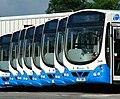 Buses, Bangor - geograph.org.uk - 910059.jpg