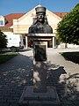 Bust of Francis II Rákóczi by Miklós Pataki, 2017 Dabas.jpg
