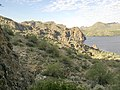 Butcher Jones Trail - Mt. Pinter Loop Trail, Saguaro Lake - panoramio (94).jpg