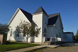 Byhalia, Ohio Unincorporated community in Ohio, United States