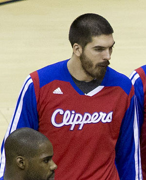 Byron Mullens - Mullens with the Clippers