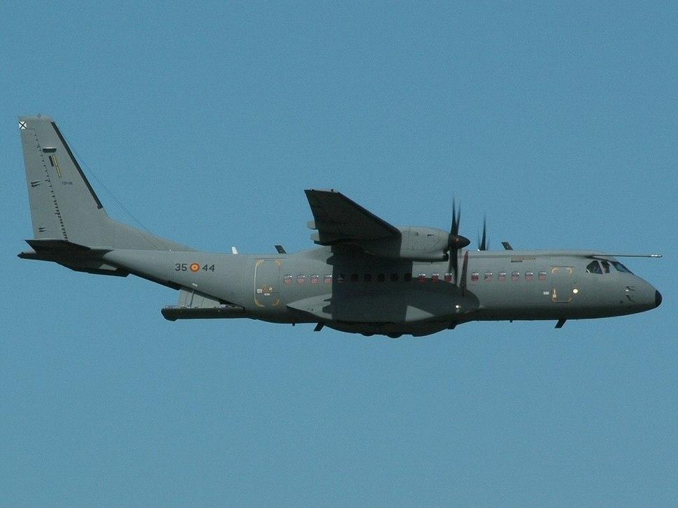 CASA C-295M, Spain - Air Force AN0695461