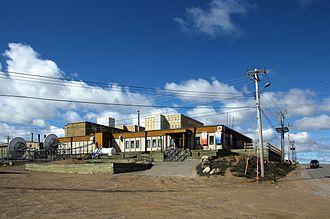 CFFB (AM) - CBC Iqaluit studio
