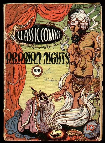 CC No 08 Arabian Nights