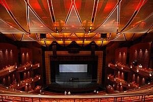 Cobb Energy Performing Arts Centre - Image: CEPAC Williams Theatre