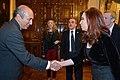 CFK recibe a directivos de Procter & Gamble América Latina.jpg