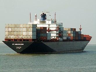 CP Ships - MV CP Ambassador