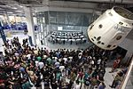 CRS-1 SpaceX Employees at HQ.jpg