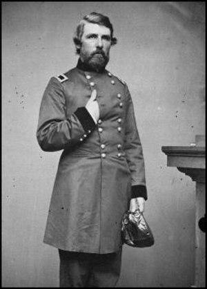 Charles Smith Hamilton - Charles Smith Hamilton photo taken between 1861 and 1862