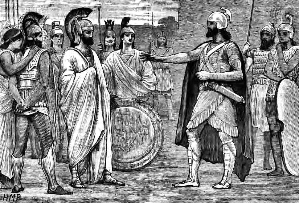 CUH Agesilaus and Pharnabazus