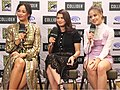 CW Charmed cast at Comic-Con 2018.jpg