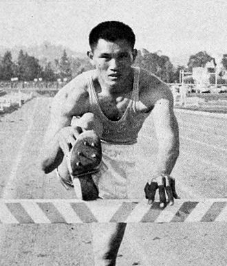 Decathlon world record progression - Yang Chuan-kwang was the first and, so far, only decathlon world record holder from outside Europe and the United States.