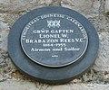 Caernarfon Brabazon Rees VC plaque.jpg