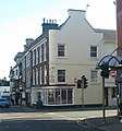 Café on the corner of a Dorchester road junction - geograph.org.uk - 2162594.jpg
