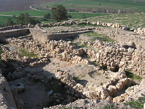 Tell es-Safi - Tel Tzafit excavations