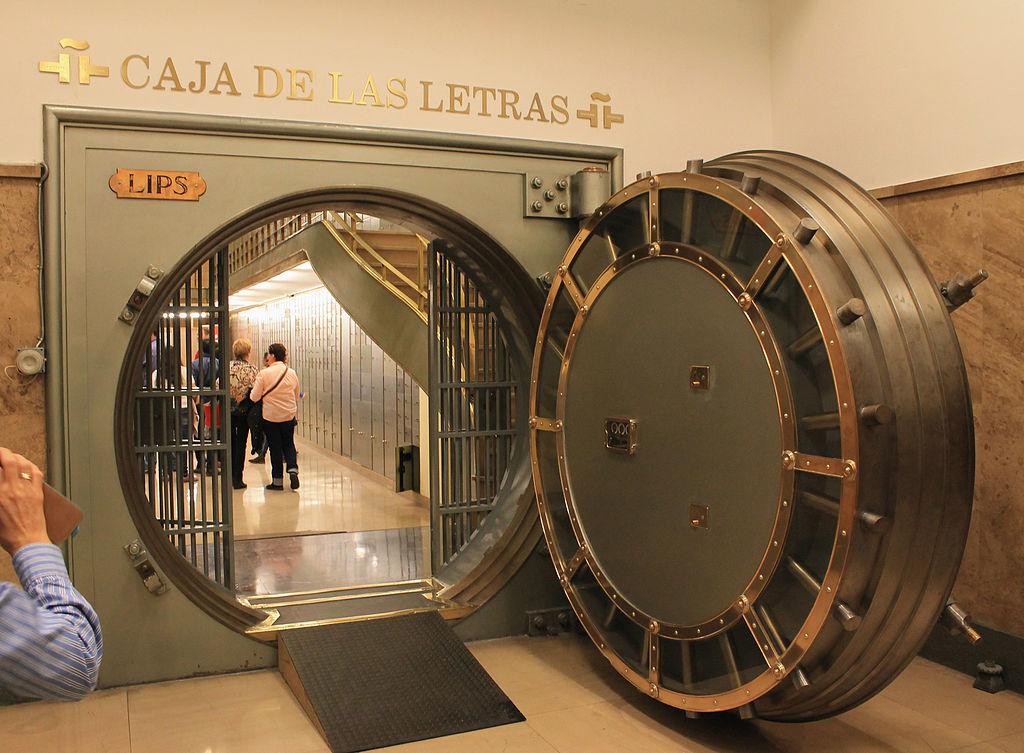 Archivo caja de las letras instituto cervantes madrid - Caja de arquitectos madrid ...