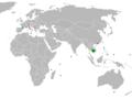 Cambodia-Serbia locator map.png