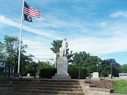Camp Shanks Memorial a Orangeburg