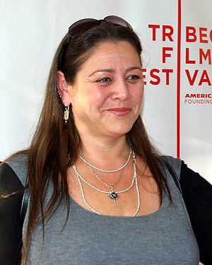 Camryn Manheim - Manheim at the 2007 Tribeca Film Festival