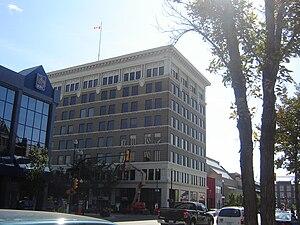 Canada Building (Saskatoon) - Canada Building