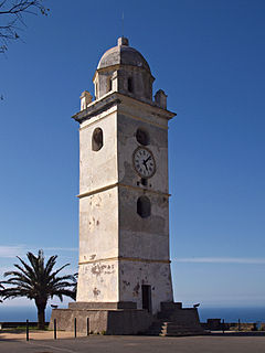 Canari Commune in Corsica, France