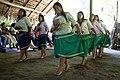 Canciller del Ecuador visita comunidad kichwa Añangu en el Parque Nacional Yasuní (8709079880).jpg
