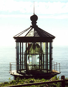 Cape Meares Lighthouse; first-order Fresnel lens & Lighthouse - Wikipedia azcodes.com