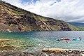 Captain Cook's Monument kayak snorkeling Big island Hawaii (31337970747).jpg
