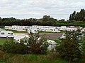 Caravans in store. - geograph.org.uk - 1538292.jpg