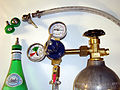 Carbonation System Close Up (2011-10-08 by Kevin B 3).jpg